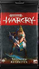 Warcry: Tzeentch Arcanites Card Packs