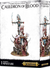 Daughters of Khaine Cauldron of Blood/ Gore Soaked Altar