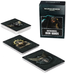 Datacards: Iron Hands