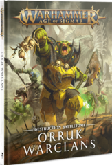 Battletome: Orruk Warclans (Hb) (Eng)