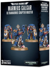 Marneus Calgar, Ultramarines Chapter Master