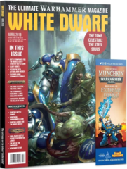 White Dwarf April 2019