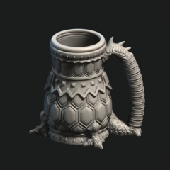 Dragon Blooded Mug