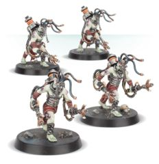 WhQuest Blackstone Fortress Hostiles Negavolt Cultists