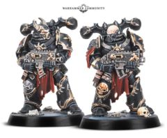 WhQuest Blackstone Fortress Hostiles Chaos Space Marines