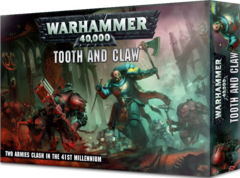 Warhammer 40,000 Tooth and Claw
