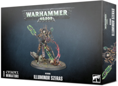 Necrons Illuminor Szeras