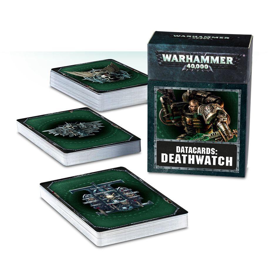 Datacards - Deathwatch