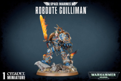 Space Marines Roboute Guilliman