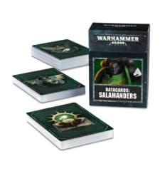 Datacards: Salamanders (English)