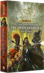 Eight Lamentations: Spear of Shadows