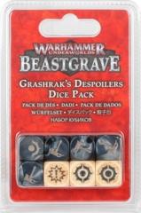 Beastgrave – Grashrak's Despoilers Dice Pack