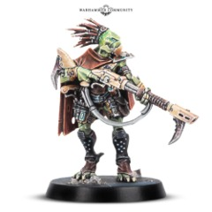 WhQuest Blackstone Fortress Explorers Dahyak Grekh Kroot Tracker