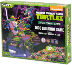Dice Masters - Teenage Mutant Ninja Turtles - Starter Pack