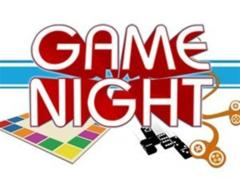 Thursday: Game Night