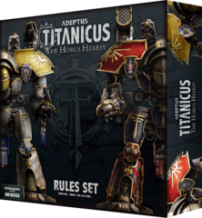 Adeptus Titanicus: Rules Set (English)