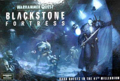 Warhammer Quest - Blackstone Fortress