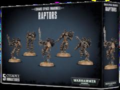 Chaos Space Marine Raptors/Warp Talons