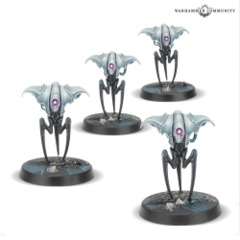 WhQuest Blackstone Fortress Hostiles Spindle Drones