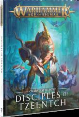 Battletome: Disciples Of Tzeentch (Hb) Eng