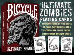 Bicycle Cards - Ultimate Zombies