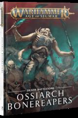 Battletome: Ossiarch Bonereapers
