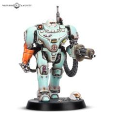 WhQuest Blackstone Fortress Explorers UR-025 Imperial Robot