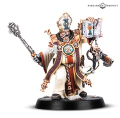 WhQuest Blackstone Fortress Explorers Taddeus the Purifier
