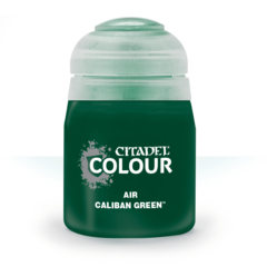 Caliban Green