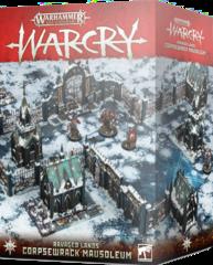 Warcry Ravaged Lands: Corpsewrack Mausoleum