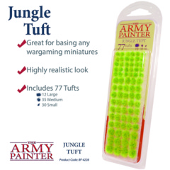 Jungle Tuft (2019)