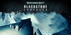 WhQuest Blackstone Fortress Board Game Only