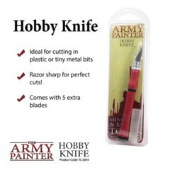 Precision Hobby Knife (2019)
