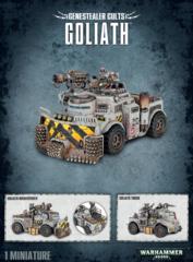 Goliath Rockgrinder/ Truck