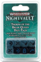 Warhammer Underworlds: Nightvault Thorns of the Briar Queen Dice Pack