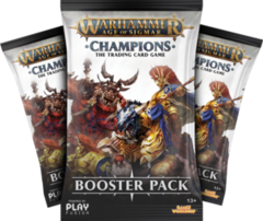 Warhammer Age of Sigmar Champions Booster Pack