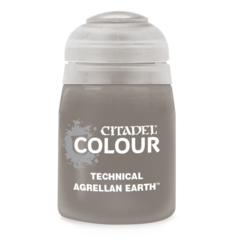 Agrellan Earth