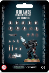 Iron Hands: Primaris Upgrades & Transfers
