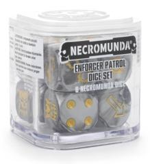 Necromunda: Enforcer Patrol Dice Set