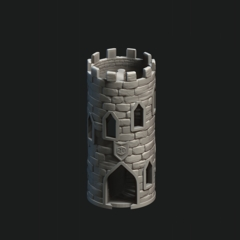 Dice Tower Insert