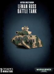 Imperial Guard Leman Russ Battle Tank/Vanquisher/Exterminator/Eradicator