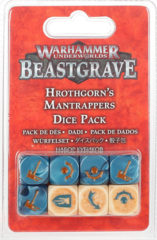 Beastgrave - Hrothgorns Mantrappers Dice Set