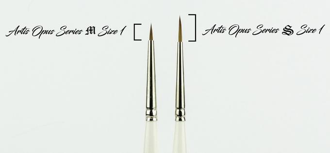 Series M - Brush Set