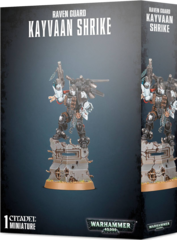 Raven Guard: Kayvaan Shrike