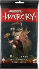 Warcry: Maggotkin of Nurgle Rotbringers Cards