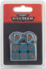 Kill Team: Elucidian Starstriders Dice