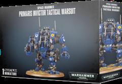 Primaris Invictor Tactical Warsuit