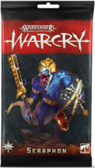 Warcry: Seraphon Cards