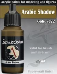 Arabic Shadow