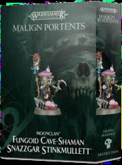 Fungoid Cave-Shaman Snazzgar Stinkmullett